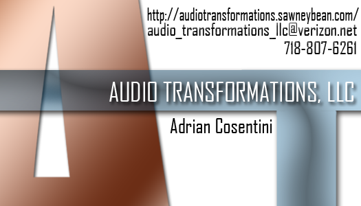 Audio Transformation